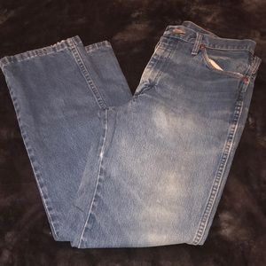 Wrangler cowboy cut jeans - 34/31